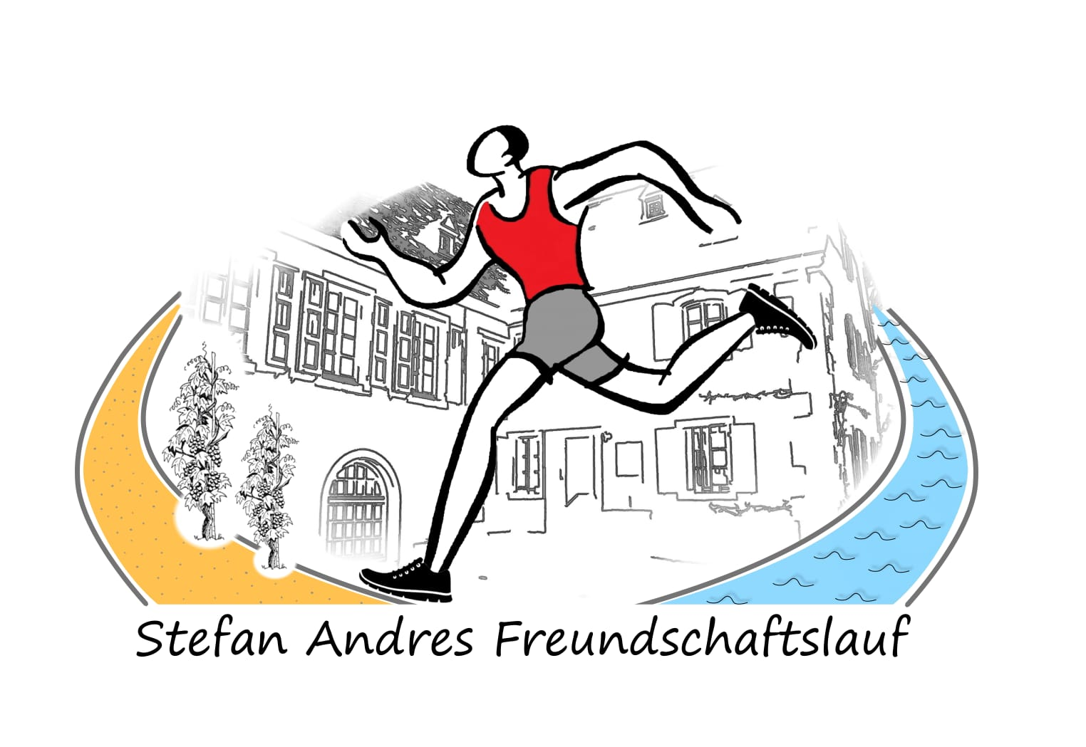 Read more about the article 34. Stefan Andres – Freundschaftslauf